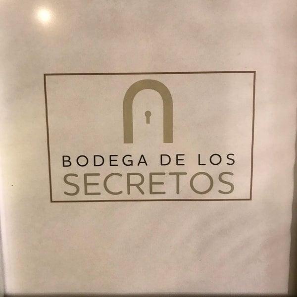 Foto scattata a La Bodega de los Secretos da Juanjo S. il 9/26/2017