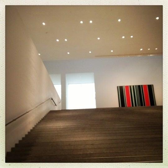 Photo taken at Pinakothek der Moderne by Andrea N. on 12/15/2012
