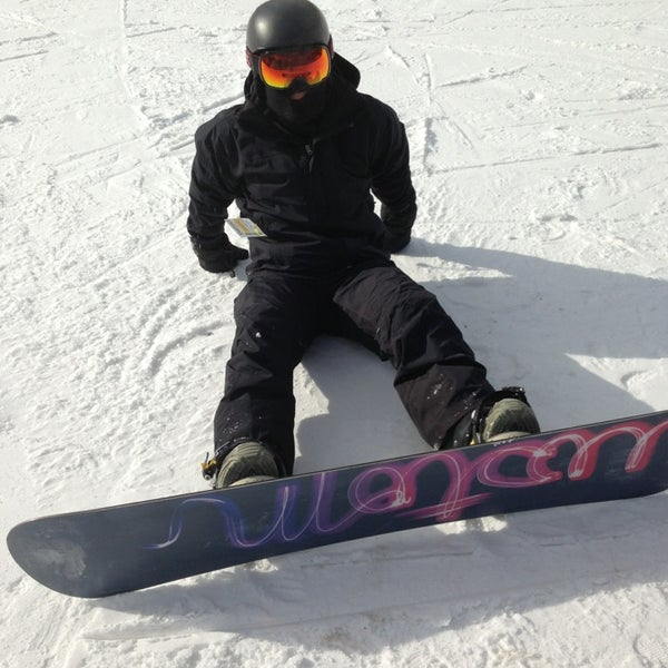 Photo taken at Whiteface Mountain by Dylan N. on 2/3/2013