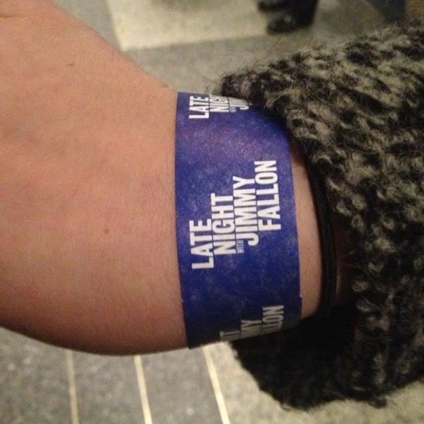 Foto tirada no(a) Late Night with Jimmy Fallon por Crystal B. em 2/22/2013