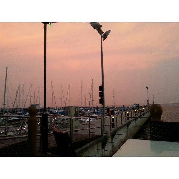 Das Foto wurde bei Tanah Merah Ferry Terminal von Hyda R. am 6/29/2013 aufgenommen