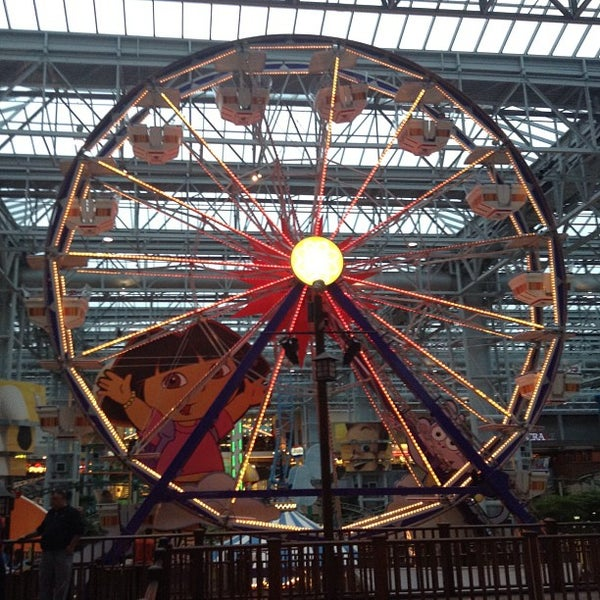 Photo taken at Mall of America by Allen B. on 12/15/2012