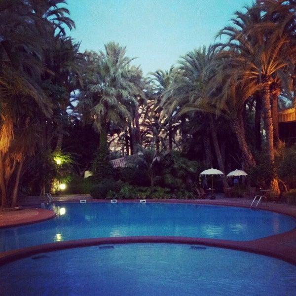 Foto tomada en Hotel Huerto del Cura por Fabian G. el 9/26/2012