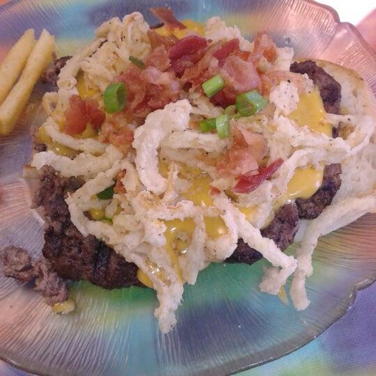 Photo taken at Tie Dye Grill by Brandon M. on 11/13/2012