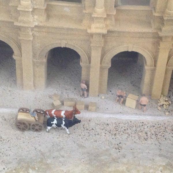 Photo taken at Musée de l'Arles antique by Achim M. on 6/20/2013