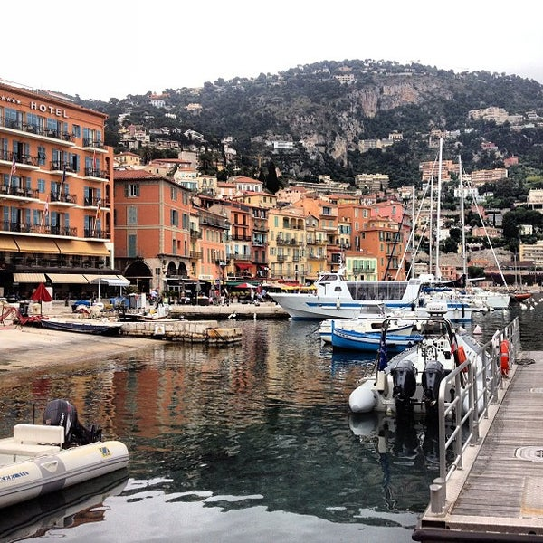 port de villefranche villefranche sur mer provence