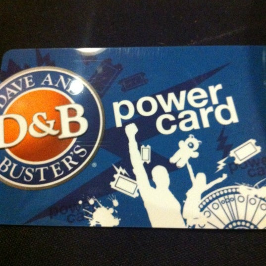 Photo taken at Dave & Buster's by Samantha B. on 10/23/2012