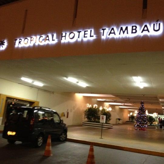Foto tirada no(a) Tropical Hotel Tambaú por Alessandro d. em 12/16/2012