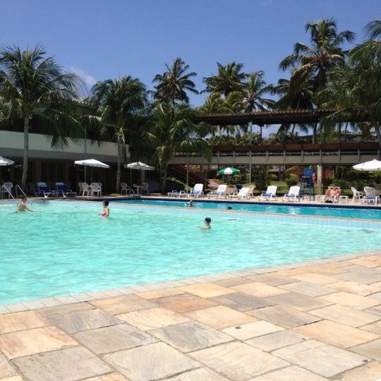 Foto tirada no(a) Tropical Hotel Tambaú por Alessandro d. em 12/17/2012