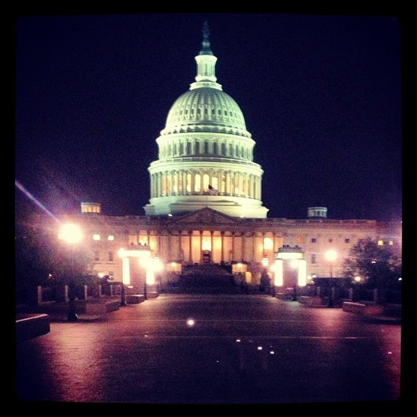Photo taken at United States Capitol by Brice on 4/19/2013