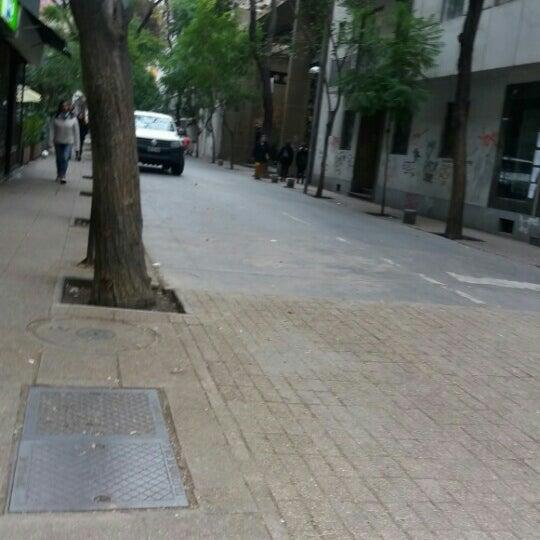 Das Foto wurde bei Barrio Bellas Artes von Juan I. am 7/17/2016 aufgenommen