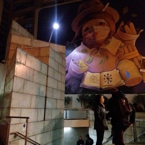 Das Foto wurde bei Barrio Bellas Artes von Juan I. am 8/27/2016 aufgenommen