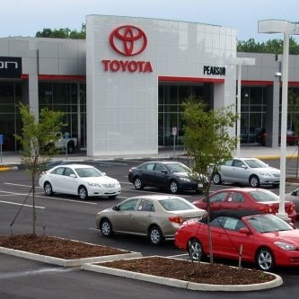 Pearson Toyota North Newport News 4 Tips