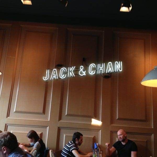 Снимок сделан в Jack & Chan пользователем Roshchin S. 7/15/2013