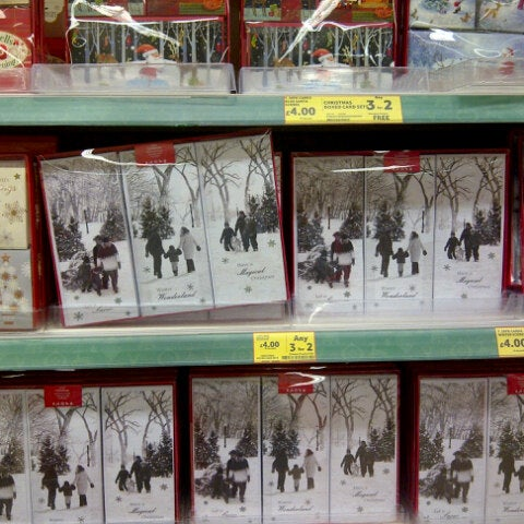 Photo taken at Tesco by Clive C. on 12/8/2013