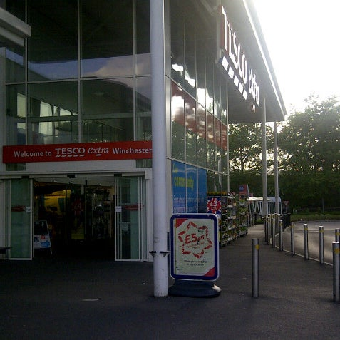 Photo taken at Tesco by Clive C. on 6/5/2013