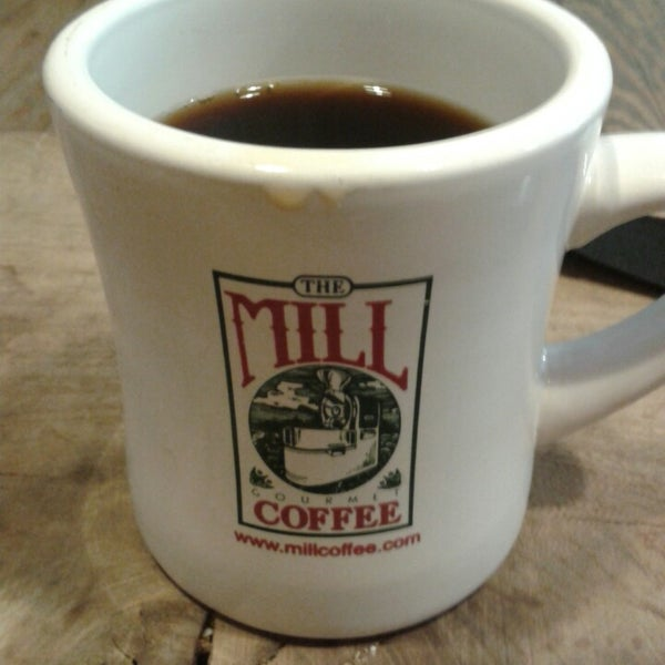 Photo taken at The Mill Coffee & Tea by Roberto E. on 4/26/2014
