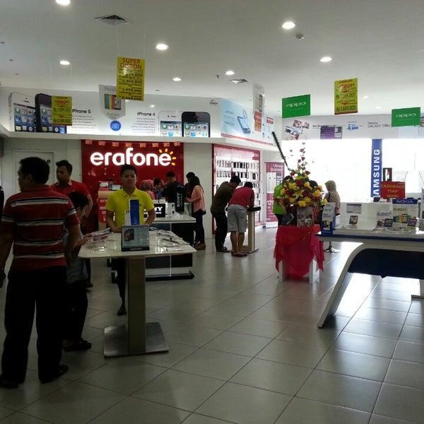Photos at erafone mobile phone shop photo taken at erafone by rezki s on 4272014 stopboris Gallery