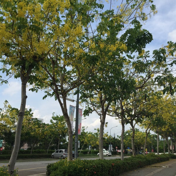 Photo taken at Asia University by Ycfb on 5/30/2015
