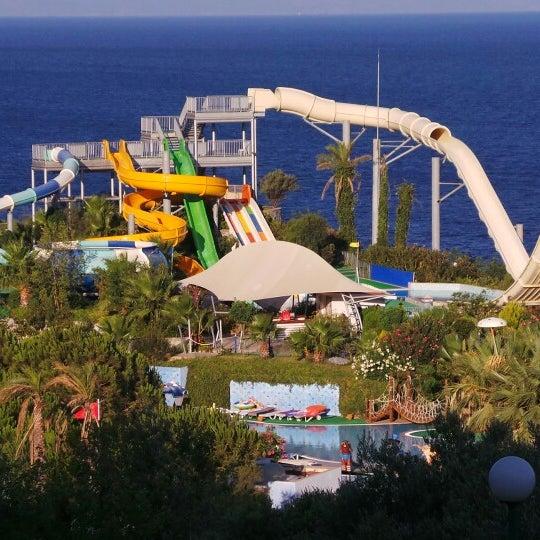7/28/2013 tarihinde Halil K.ziyaretçi tarafından Pine Bay Holiday Resort'de çekilen fotoğraf