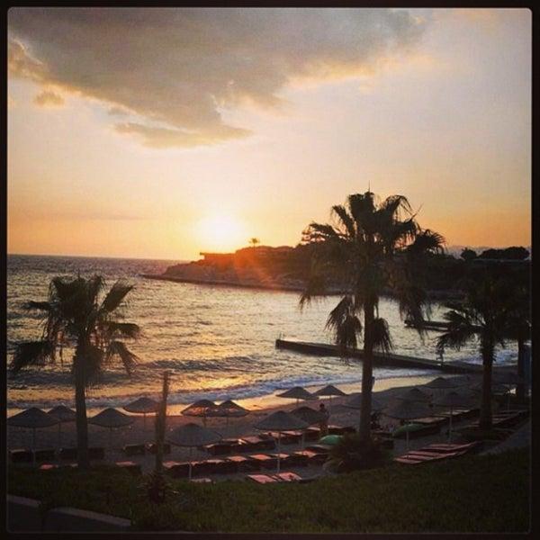 7/16/2013 tarihinde Halil K.ziyaretçi tarafından Pine Bay Holiday Resort'de çekilen fotoğraf