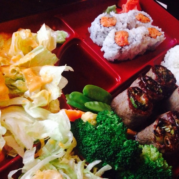 Photo taken at Kyoto Japanese Restaurant by Kerrice M. on 7/23/2014