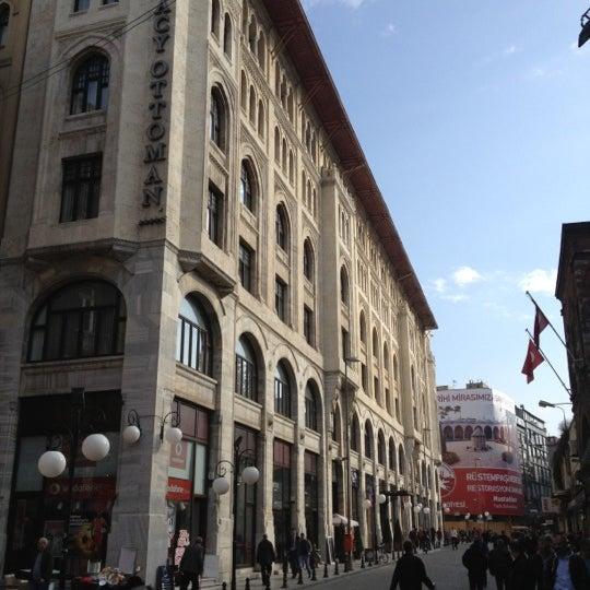 11/20/2012 tarihinde Adnan A.ziyaretçi tarafından Legacy Ottoman Hotel'de çekilen fotoğraf