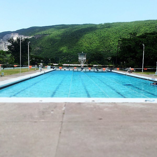 photo taken at uwi olympic swimming pool by stephen c on 622 - Olympic Swimming Pool 2013