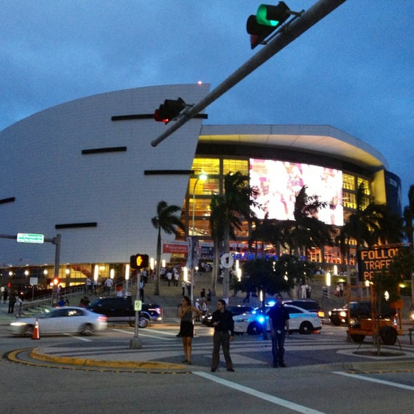 Photo taken at American Airlines Arena by CD on 5/31/2013