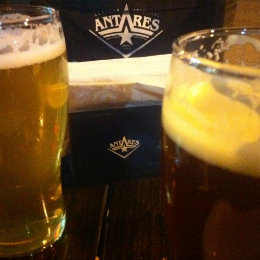 Photo taken at Antares by Luciano M. on 9/30/2012
