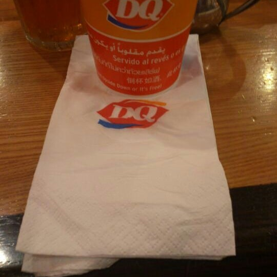Photo taken at Dairy Queen by Charmaine D. on 12/11/2012
