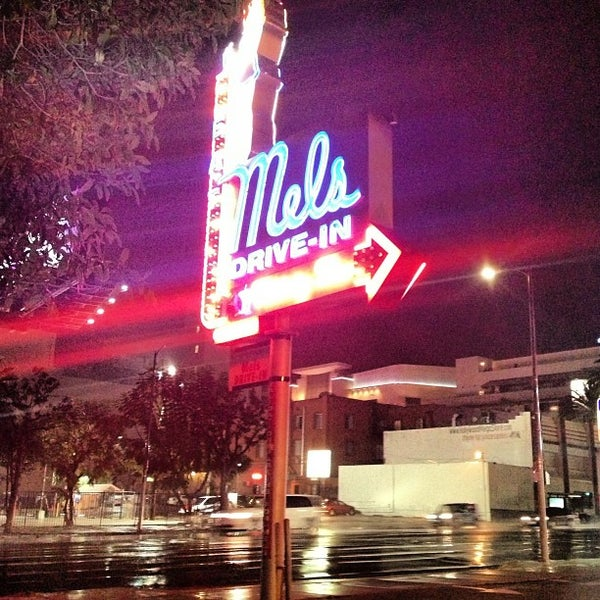 Photo taken at Mel's Drive-In by Jon S. on 5/6/2013