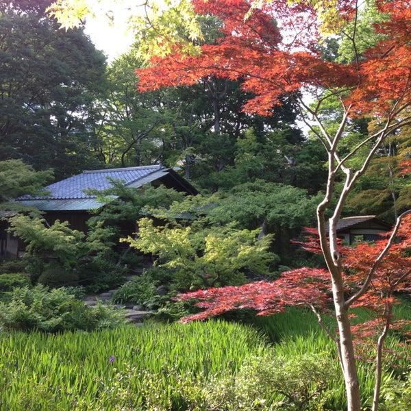 Photo taken at Nezu Museum by Ken on 6/2/2013