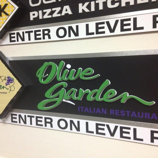 Olive Garden - City Center - 101 N Brand Blvd