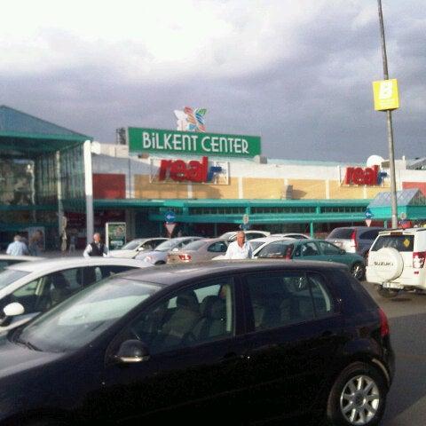 Photo taken at Bilkent Center by Selman E. on 10/17/2012