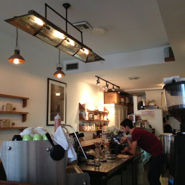 Photo taken at Bodhi Coffee by Mar D. on 4/15/2013
