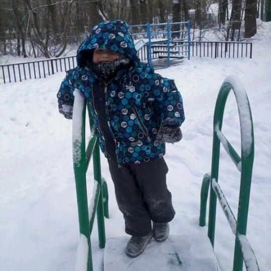 Снимок сделан в Щемиловский детский парк пользователем С. 3/2/2013