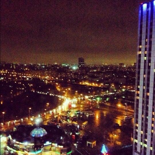 Снимок сделан в Измайлово «Альфа» пользователем Наталия Ж. 11/14/2012