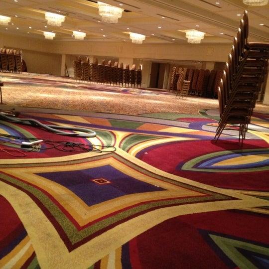 Photo taken at Renaissance Washington, DC Downtown Hotel by Mahad I. on 11/20/2012