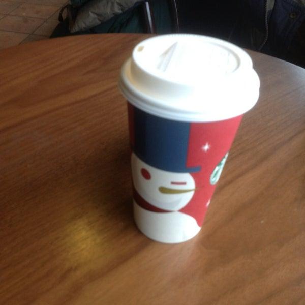 Photo taken at Starbucks by Doug W. on 12/31/2012