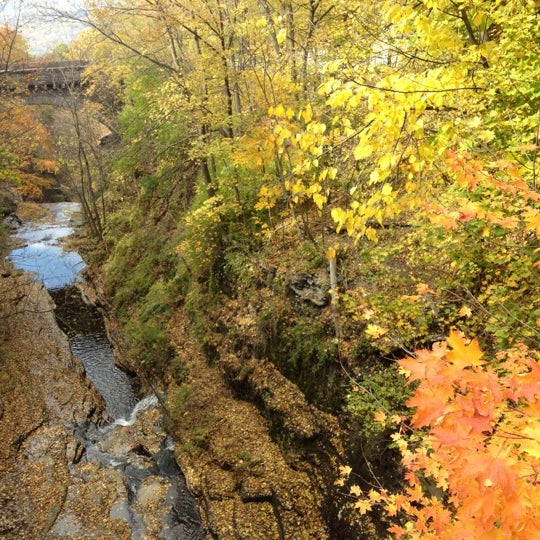 Photo taken at Cornell University by J.Y. on 10/19/2012