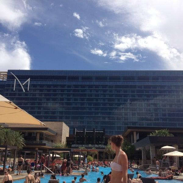 Photo taken at M Resort Spa Casino by MissyNina💋 on 8/3/2013