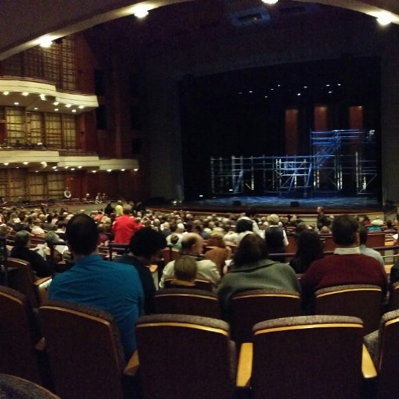 Photo taken at Sandler Center for the Performing Arts by Jennifer T. on 3/1/2014
