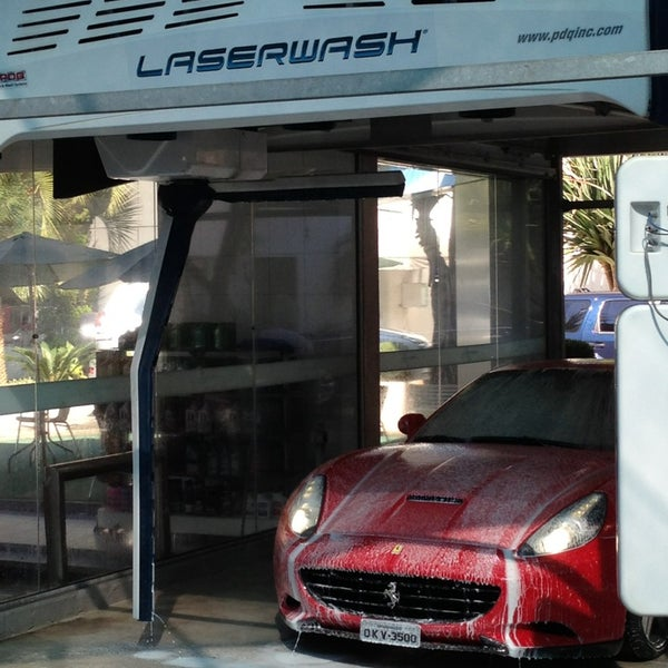 Laser Car Wash Atlanta