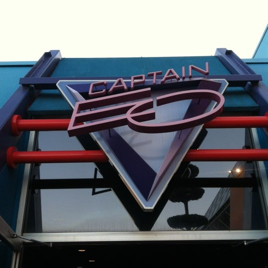 Photo taken at Captain EO by Jenifer S. on 10/11/2012
