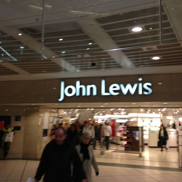 John Lewis Free Coffee And Cake Card