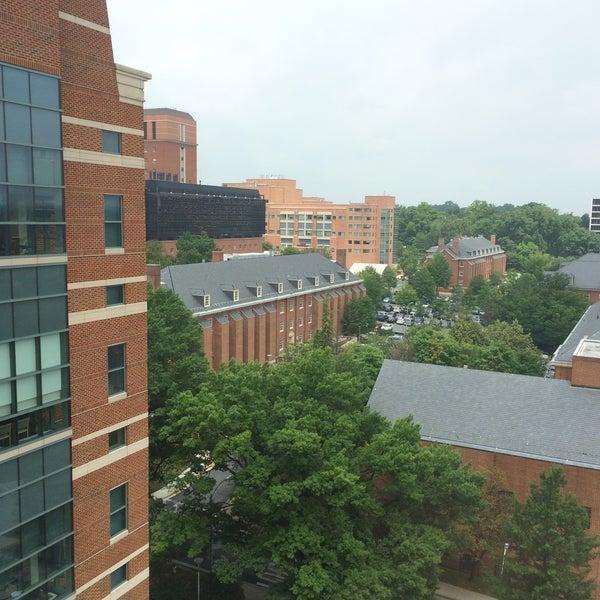 NIH Building 50 - Bethesda, MD