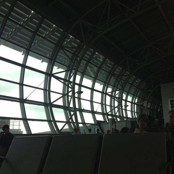 Снимок сделан в Брюссельский аэропорт (BRU) пользователем David T. 6/12/2013
