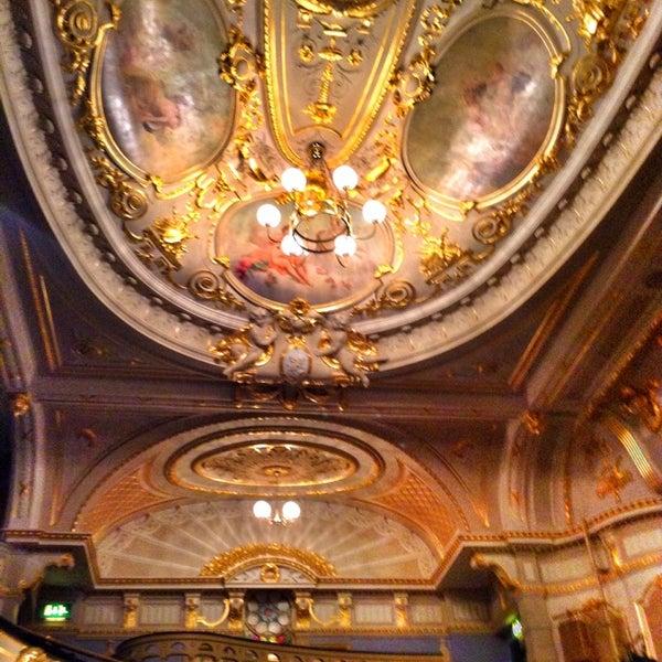 Photo taken at Buxton Opera House by Frehd S. on 11/16/2013