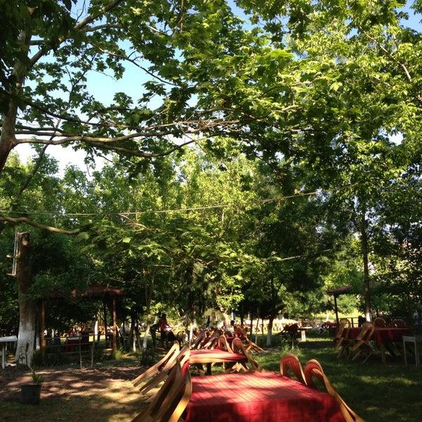 5/25/2013 tarihinde Yasin Burak S.ziyaretçi tarafından Yeşil Çiftlik Restaurant'de çekilen fotoğraf